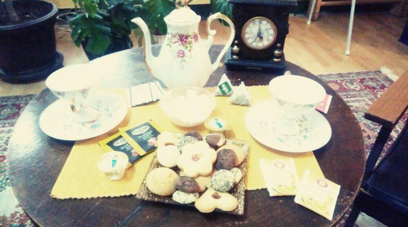 Чајанка поводом Светског дана чаја