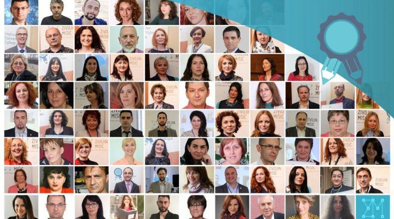Отворен је конкурс за Најбоље едукаторе Србије за 2020. годину
